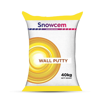 Acrylic Putty for Wall